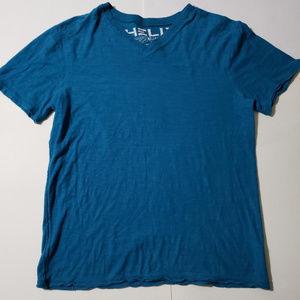 Helix Teal medium 100% Cotton